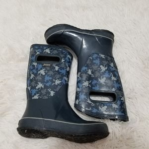 Bogs Frogs Boots, Sz.1 youth